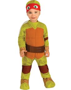 Ralph the Ninja Turtles kostuum voor baby's