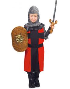 Kostuum feodale ridder voor jongens