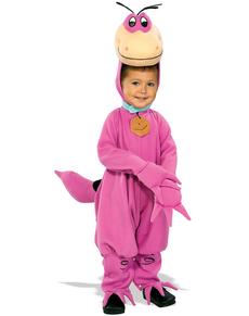 Kostuum Dino The Flintstones voor baby's