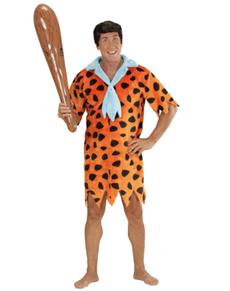 Flintstones kostuum voor mannen grote maat
