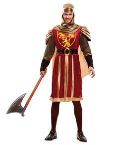 Kostuum ridder rode kruis voor mannen